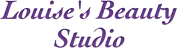 Louise's Beauty Studio, Roscommon Logo