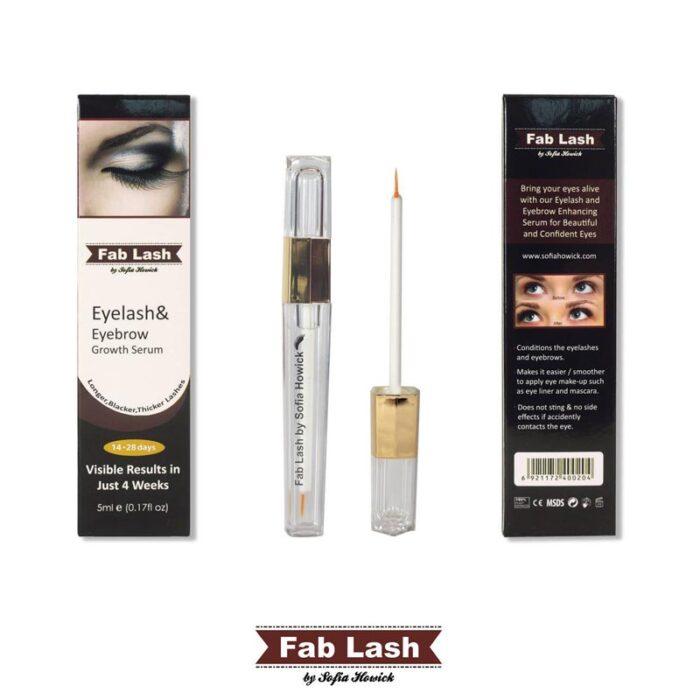 Fablash Eyelash & Eyebrow Growth Serum