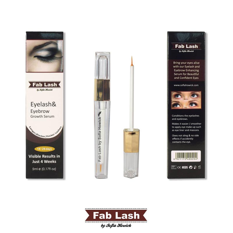 Fablash Eyelash & Eyebrow Growth Serum