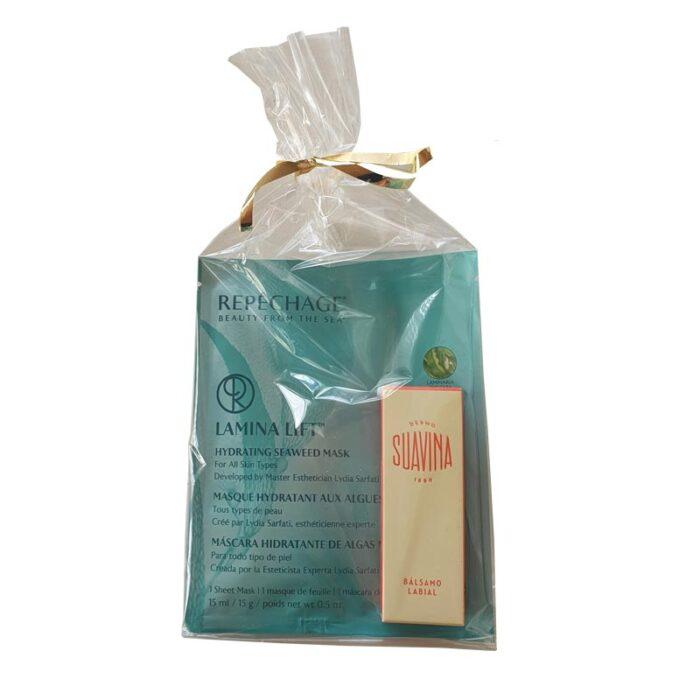 Hydrating Lift Sheet Mask & Lip Balm Giftset